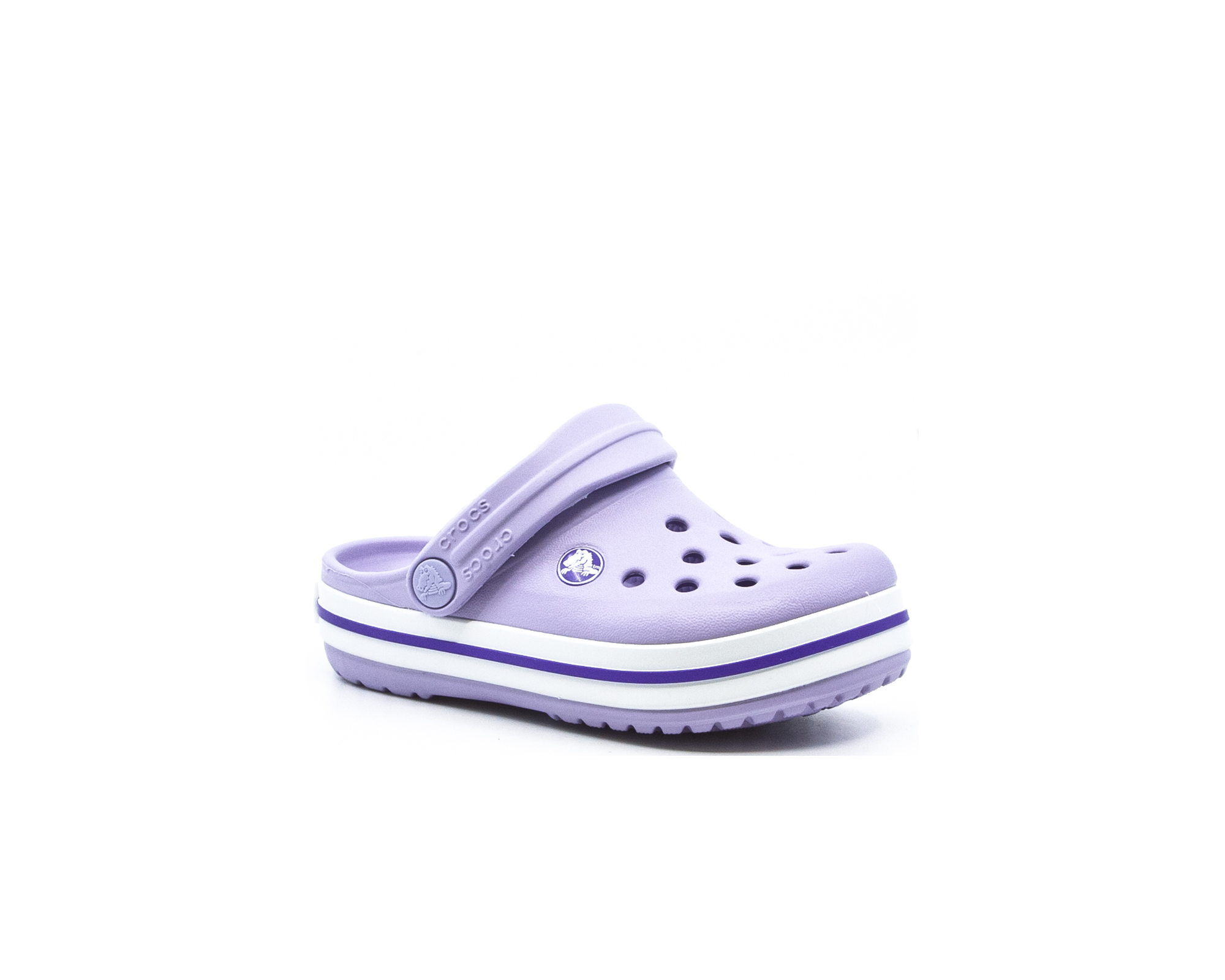 30728af06c8 Crocs Clog Crocband Kids Lavender/Neon Purple Παιδικά Ανατομικά Σαμπό Μοβ  (204537-5P8) - LifeShoes.gr