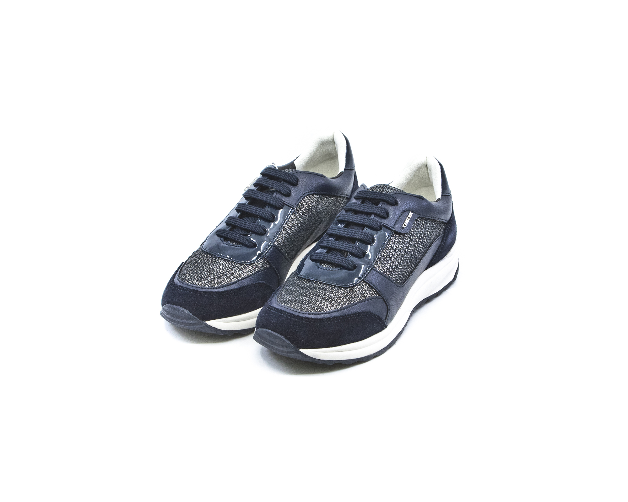 0d08e495d2e Geox Airell Γυναικεία Ανατομικά Sneakers Navy (D642SC 0LY22 C4002) -  LifeShoes.gr